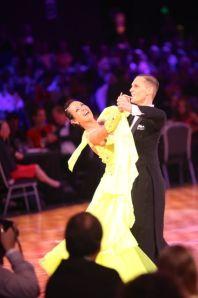 Peter + Rebecca Beardsley (QLD Professional ballroom champions)